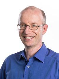 Portrait von Stephan Roth