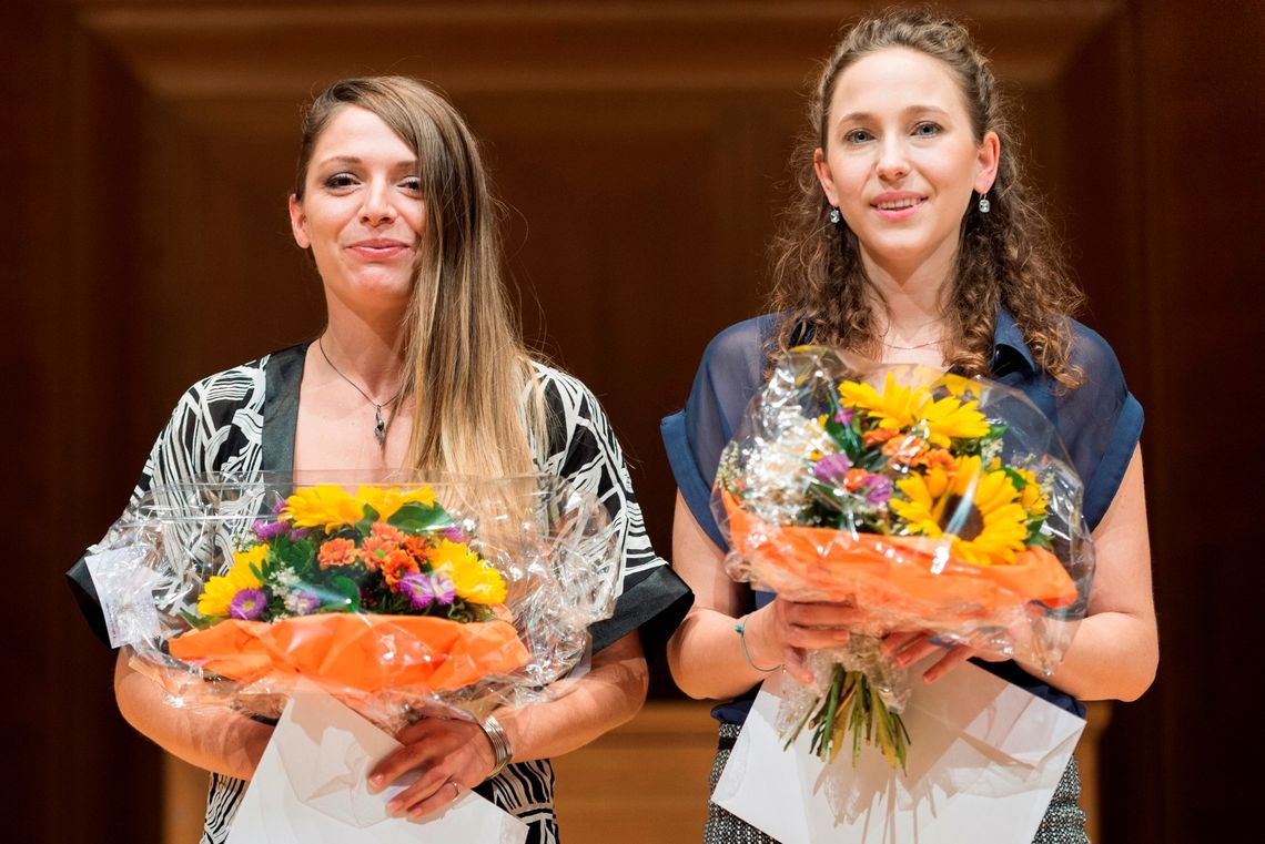 In 2015, the Johann Jacob Rieter prize for the best Bachelor's thesis in the BA in Applied Languages was awarded to Dzevaire Sulejmani and Claudia Masur.