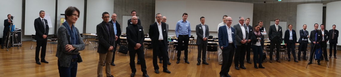 Impression Anwender-Event der 7. Multiprojektmanagement-Benchmarking-Studie