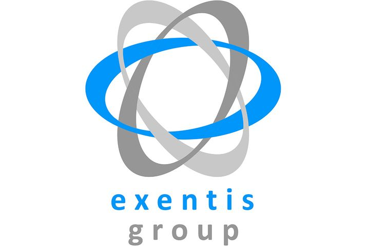 exentis group logo