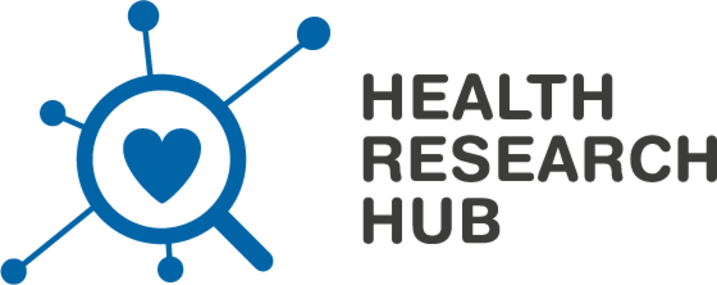 Logo Health Research Hubs
