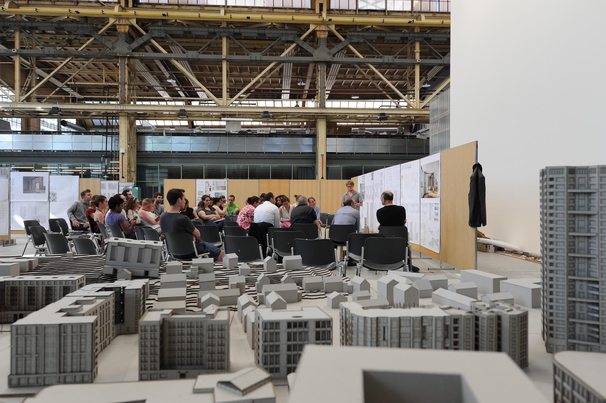 Bachelorstudiengang architektur zhaw architektur - Fh frankfurt architektur ...