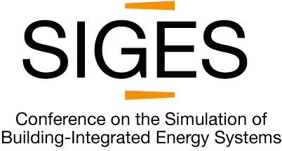 Logo of the Siges conference