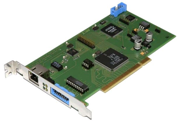 IEEE 1588 Enabled PCI Network Interface Card