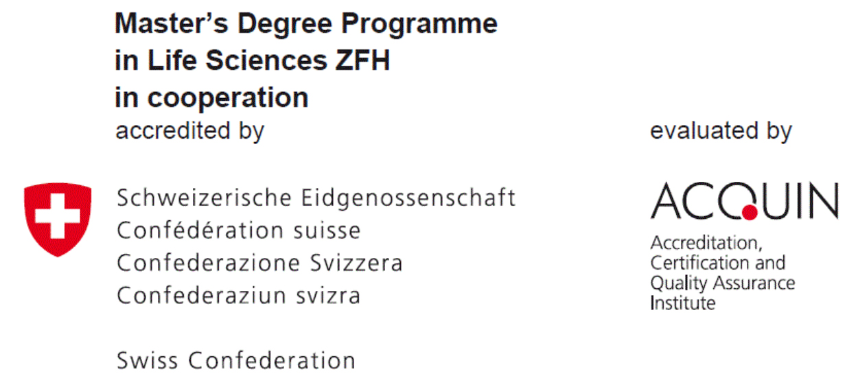 Master Of Science In Life Sciences Zhaw Life Sciences And Facility