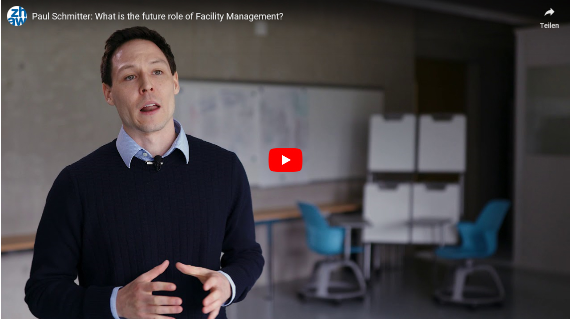 Master of Science in Facility Management | ZHAW Life Sciences and