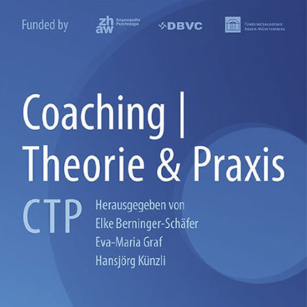 Journal Coaching | Theorie & Praxis