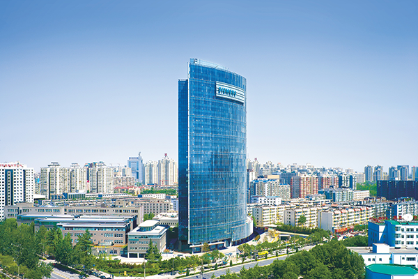 Siemens in China
